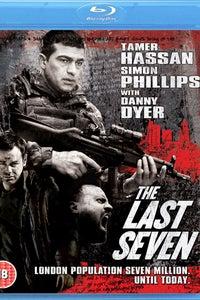 The Last Seven as Chloe Chambers