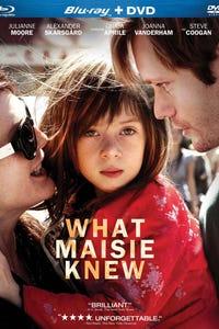 What Maisie Knew as Li Locksmith