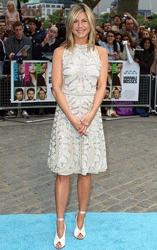 "Jennifer Aniston - The UK premiere of ""Horrible Bosses"" in London, July 20, 2011"