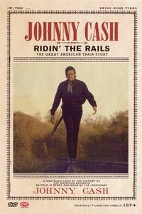 Johnny Cash Ridin' the Rails