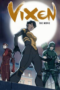 Vixen: The Movie as Felicity Smoak