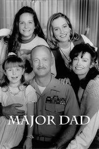 Major Dad as Dewitt