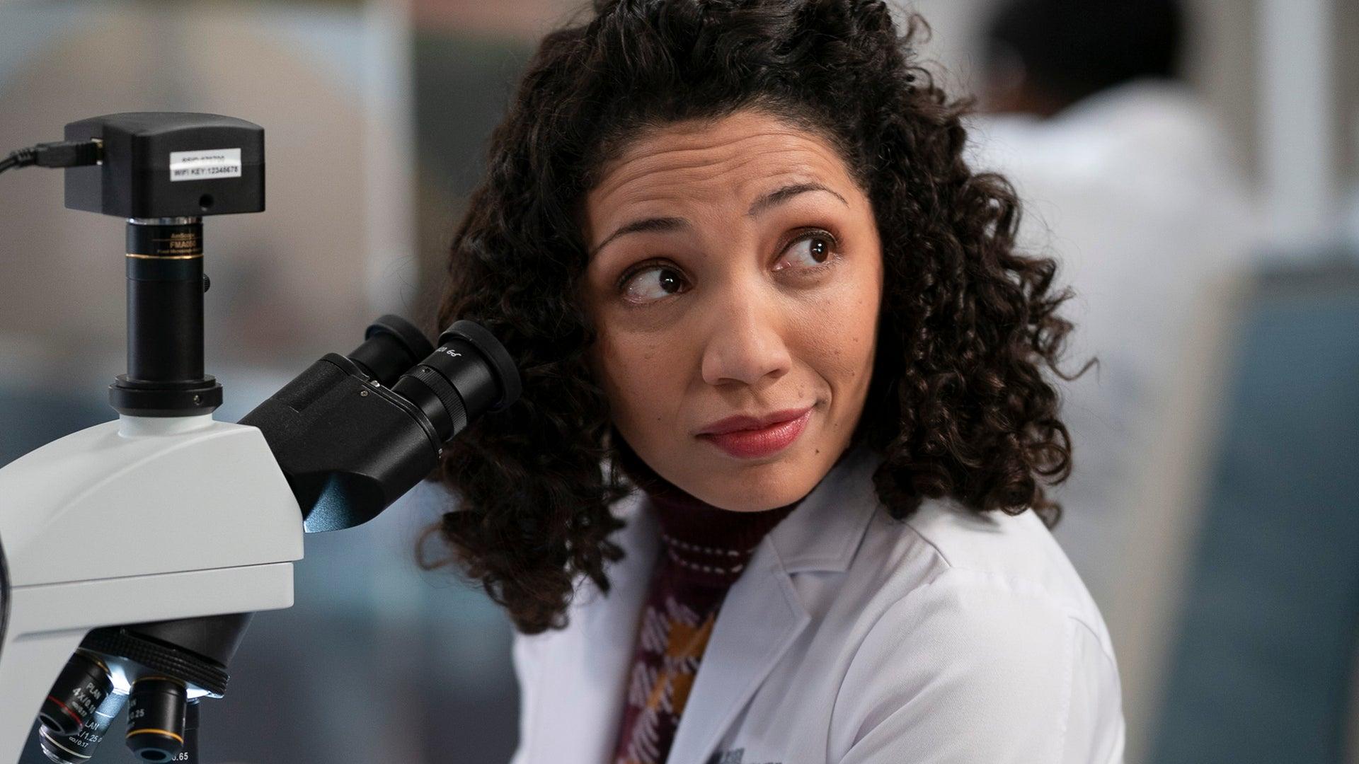 Jasika Nicole, The Good Doctor