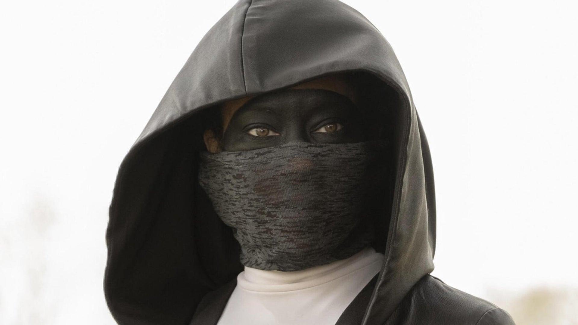Angela Abar/Sister Night, Watchmen