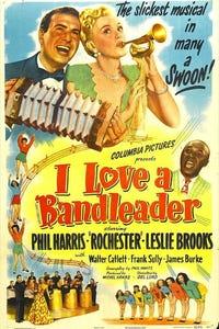 I Love a Bandleader as Newton H. Newton (as Rochester)