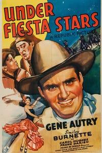 Under Fiesta Stars as ranchero