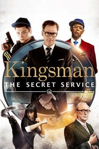 Kingsman: The Secret Service as Harry Hart