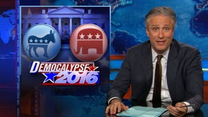 The Daily Show With Jon Stewart, Season 20 Episode 110 image