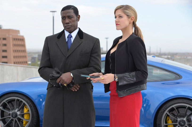 The Player - Season 1 - Pilot - Wesley Snipes, Charity Wakefield