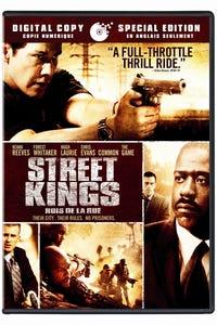 Street Kings as Captain James Biggs