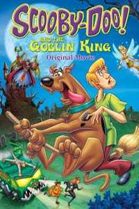 Scooby-Doo and the Goblin King as Jack O'Lantern
