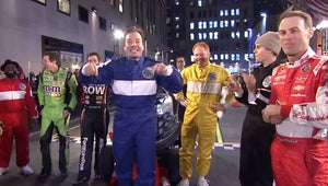 VIDEO: Justin Bieber Competes in a Fake NASCAR Race with Jimmy Fallon