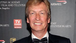 Nigel Lythgoe: Betty White Got Cheeky with Me at the Britannia Awards