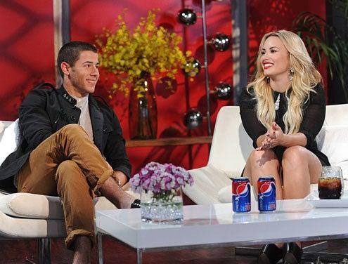 The X Factor - Season 2 - Guest mentor Nick Jonas, Demi Lovato