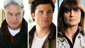 Mega Buzz: An NCIS Face-Off, Smallville's Big Finish and a Bones Death