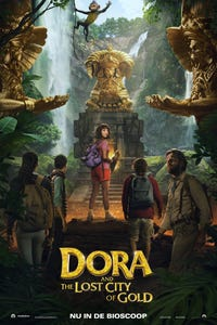 Dora and the Lost City of Gold as Dora