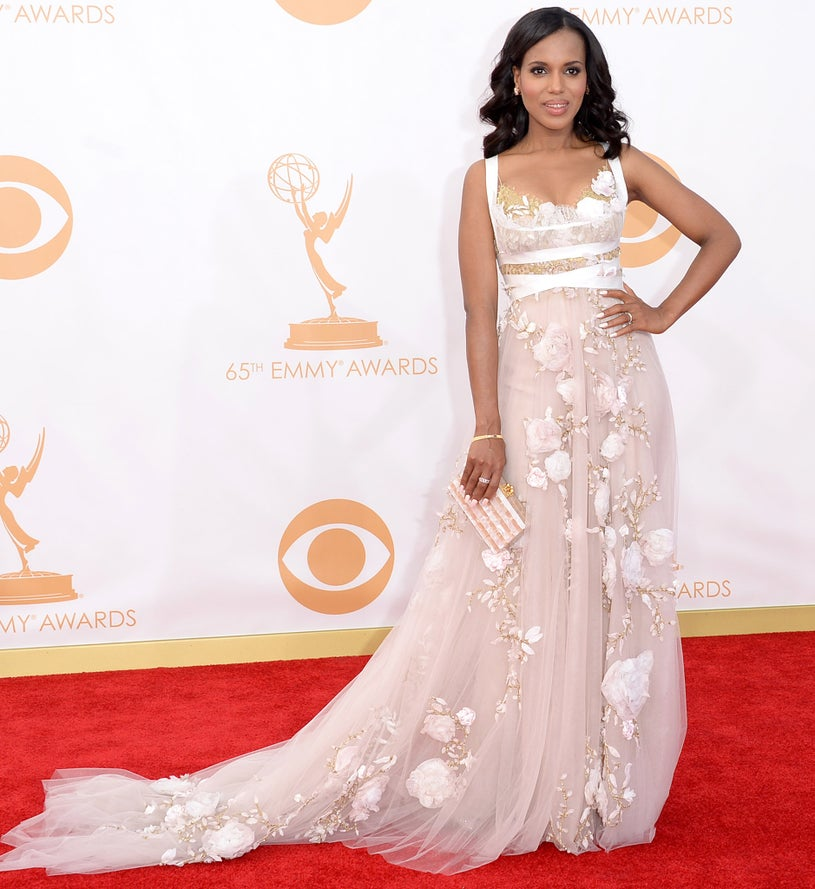 Kerry Washington - 65th Annual Primetime Emmy Awards in Los Angeles, California, September 22, 2013