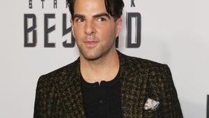 Zachary Quinto Is Returning to TV for a Biohacker Drama