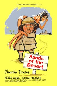 Sands of the Desert as Hassan