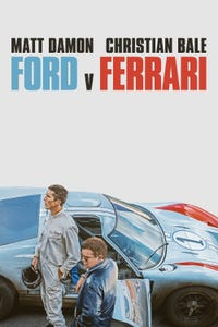 Ford v Ferrari as Ford Executive Ian