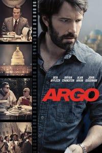 Argo as Bates