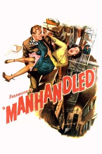 Manhandled as Joe Cooper