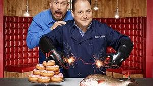 Monstrous Meals: Chef Josh Capon Talks Frankenfood