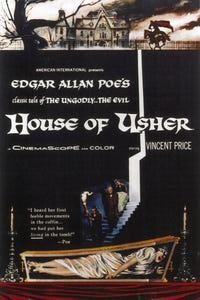 The Fall of the House of Usher as Roderick Usher