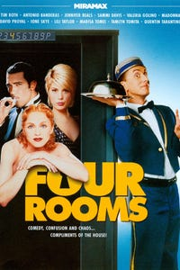 Four Rooms as Sigfried