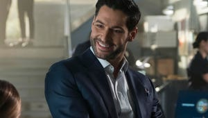 Well, Well, Well, Lucifer's Tom Ellis Showed Up in Crisis on Infinite Earths After All