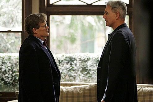 """NCIS - Season 7 - """"Faith"""" - David Mc Callum and Mark Harmon"""