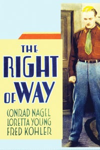 The Right of Way as Rosalie Eventural