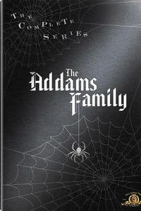 The Addams Family as Granny Frump