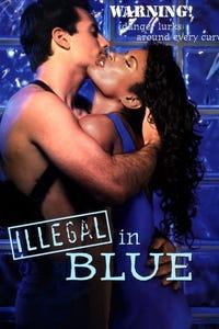 Illegal in Blue as Kari