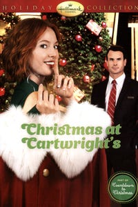 Christmas at Cartwright's as Nicky
