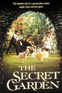 The Secret Garden as Mrs. Medlock