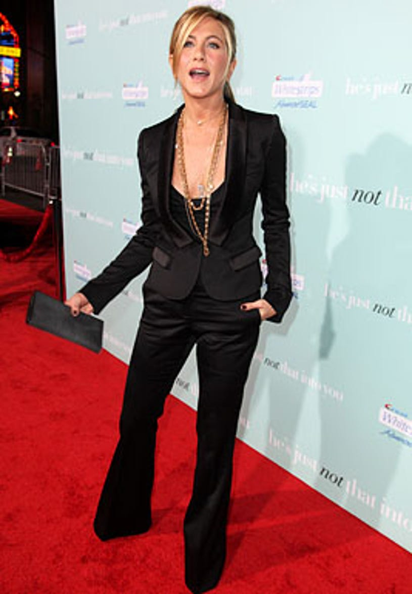 Jennifer Aniston - The premiere of 'He's Just Not That Into You'  in Los Angeles, February 02, 2009