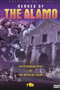Heroes of the Alamo as William B. Travis