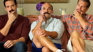 First Look: A Very Hairy Cougar Town