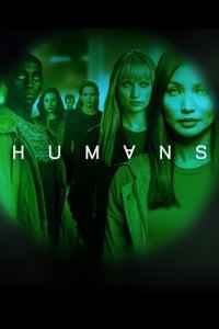 HUMANS as Professor Edwin Hobb