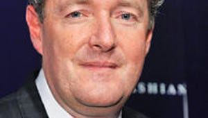 Piers Morgan Debuts on CNN; 25 Years To Go?