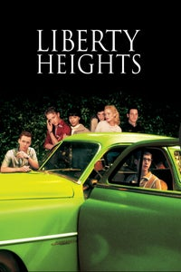 Liberty Heights as Sylvia's Father