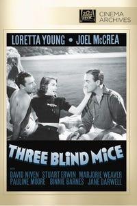 Three Blind Mice as Pamela Charters