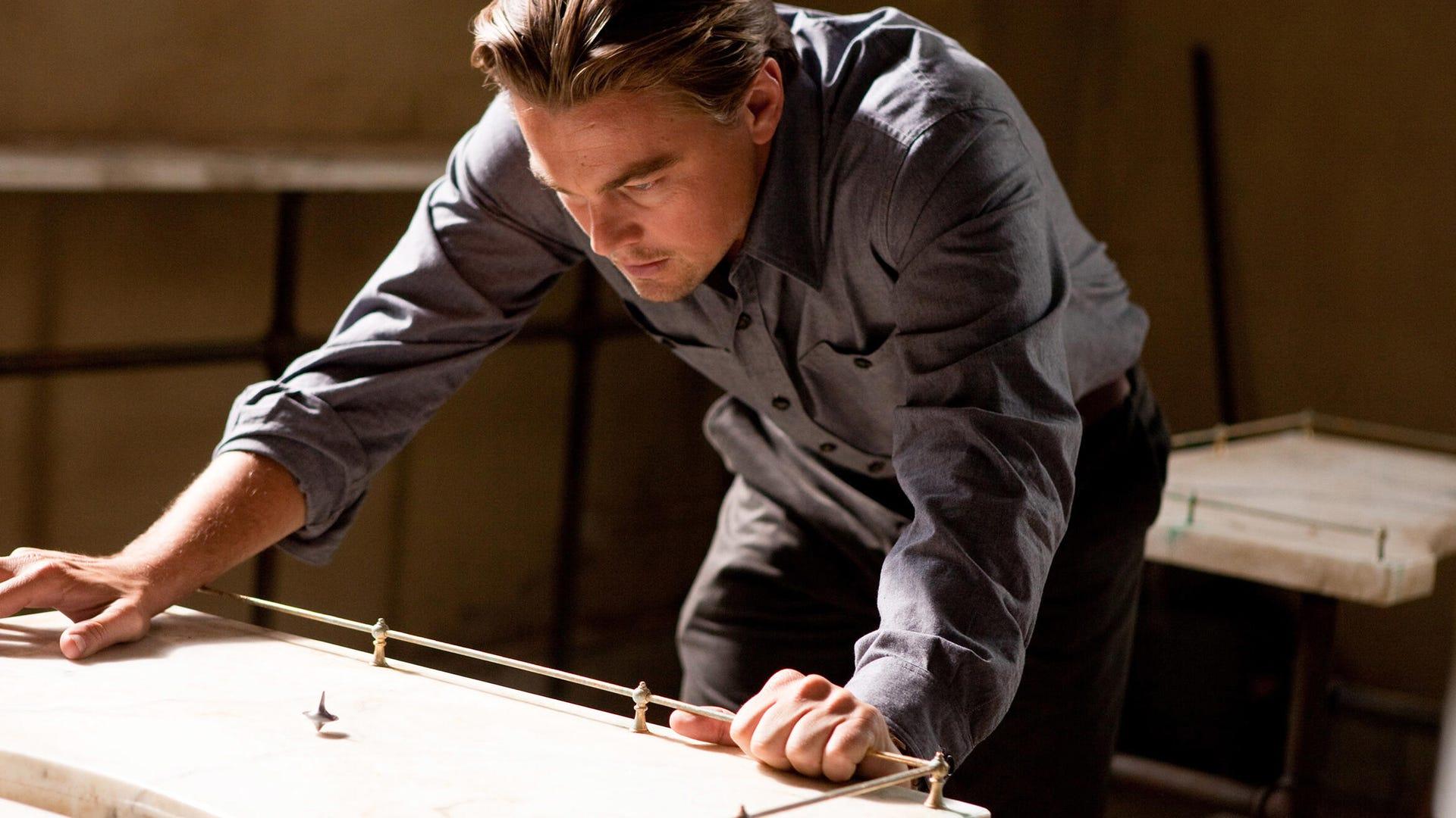 Leonardo DiCaprio, Inception