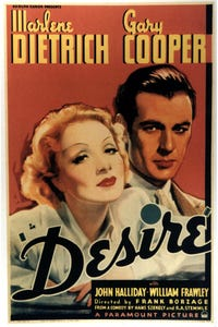 Desire as Tom Bradley