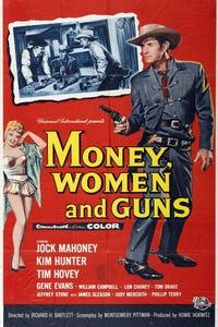 Money, Women and Guns as Art Birdwell