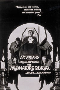 The Premature Burial as Guy Carrell