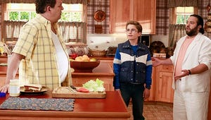 Exclusive Goldbergs First Look: Uncle Marv Returns for an Epic Thanksgiving Fight