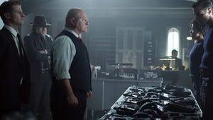 Gotham Mega Buzz: Can Michael Chiklis Clean Up the GCPD?