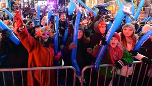 How to Watch the Times Square Ball Drop on New Year's Eve